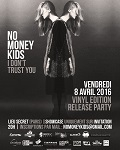 NO MONEY KIDS en live @les Nefs à Nantes :