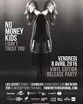 NO MONEY KIDS en live @les Nefs à Nantes :
