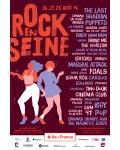 Rock en Seine 2016 - First bands