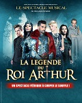 spectacle  de La Legende Du Roi Arthur
