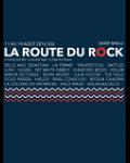 LA ROUTE DU ROCK - COLLECTION ETE 2016