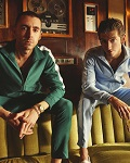 TOURNEE / Les british rockers de The Last Shadow Puppets à l'affiche des festivals de l'été !