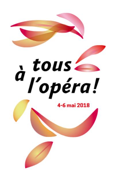 EVENEMENT / Du 4 au 6 mai, Tous à l'Opéra !
