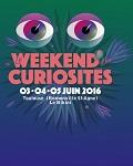 Le Weekend des Curiosités 2016 [Teaser]