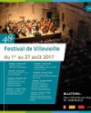 FESTIVAL DE VILLEVIEILLE