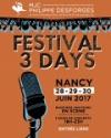 FESTIVAL 3 DAYS