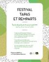 FESTIVAL TAPAS ET REMPARTS