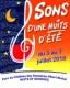 SONS D'UNE NUITS D'ETE