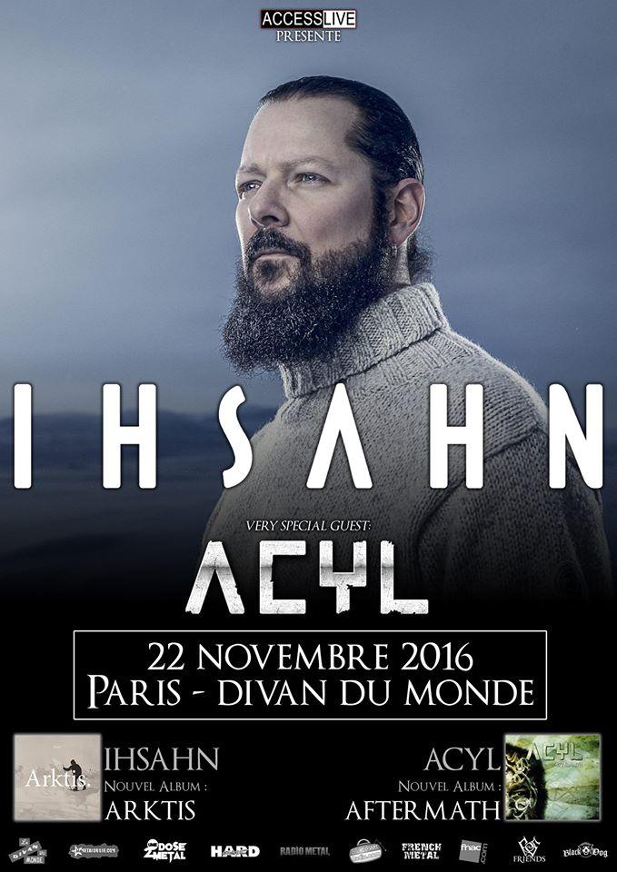 concert Ihsahn
