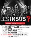FOCUS / Les Insus : coup d'envoi de la tournée événement ce soir !