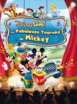 concert La Fabuleuse Tournee De Mickey - Disney Live