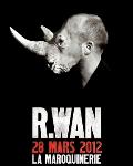 R.Wan: nouvel album 'Peau rouge' et concerts dans toute la France