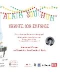 Alain Souchon, concert privé et solidaire à Paris le 7 mars