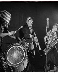 Too Many Zooz - Live in Vienne 26 Juin 2015 (15' de concert)