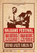 BALKANS FESTIVAL 2016