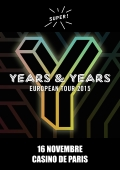 Years and Years 2015