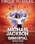 concert Michael Jackson The Immortal World Tour (cirque Du Soleil)