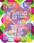 Festival Nouvelles Voix en Beaujolais : teaser 2012