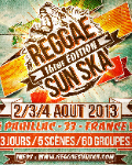 Teaser Reggae Sun Ska 2013 - 16ème édition