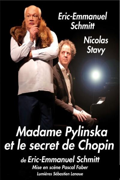 concert Madame Pylinska Et Le Secret De Chopin