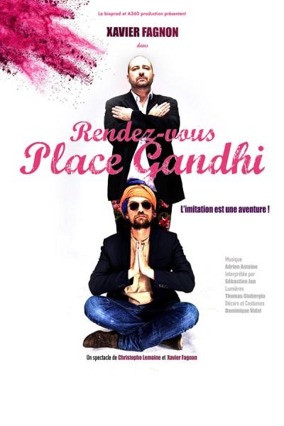 RENDEZ-VOUS PLACE GANDHI