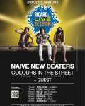 Naive New Beaters présente la tournée Ricard S.A Live Session