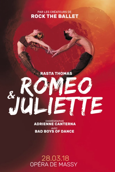 ROMEO & JULIET BY ROCK THE BALLET