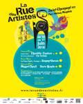 Teaser Festival LA RUE DES ARTISTES / du 15 au 17 juin 2018