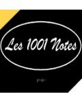 LES  1001 NOTES