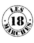 Visuel LES 18 MARCHES