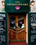 Visuel THE SHAKESPEARE PUB
