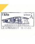 Visuel L'ALTO AU CREUSOT