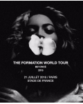 spectacle The Formation World Tour de Beyoncé