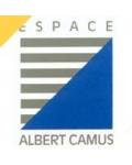 ESPACE ALBERT CAMUS DE BRON