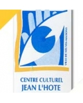 Visuel  CENTRE CULTUREL JEAN L'HÔTE