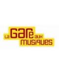 LA GARE AUX MUSIQUES (GAM) A LOUVIERS