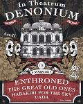 In Theatrum Denonium 2017 - act.II - Trailer