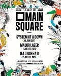 FESTIVAL / Le Main Square annonce une nouvelle vague de noms : Jain, La Femme, Kungs et une quinzaine d'autres artistes rejoignent Radiohead, Major Lazer, System Of A Down