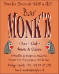 Visuel MONK'IS BAR A CRANS MONTANA