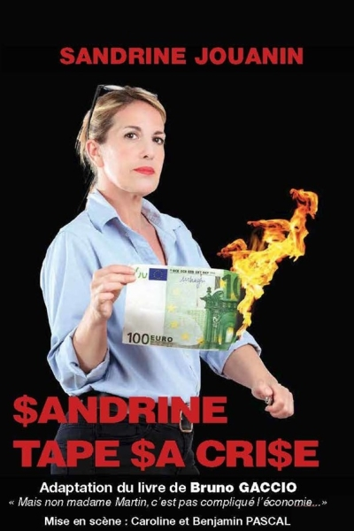 SANDRINE TAPE SA CRISE