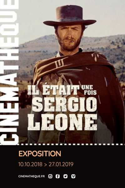 IL ETAIT UNE FOIS SERGIO LEONE