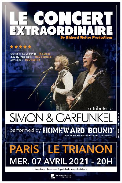 SIMON & GARFUNKEL performed by HOMEWARD BOUND