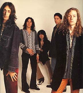 concert Black Crowes