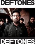 The Deftones en concert à Paris pour présentation du nouvel album