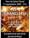 concert Le Grand Feu De Saint Cloud
