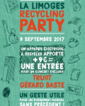 Limoges Recycling Party 2017