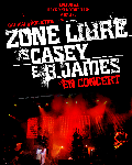 ZONE LIBRE VS CASEY & B JAMES