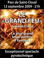concert Le Grand Feu De Saint Cloud