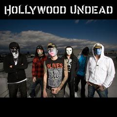 concert Hollywood Undead