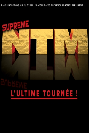 Spectacle SUPREME NTM de NTM